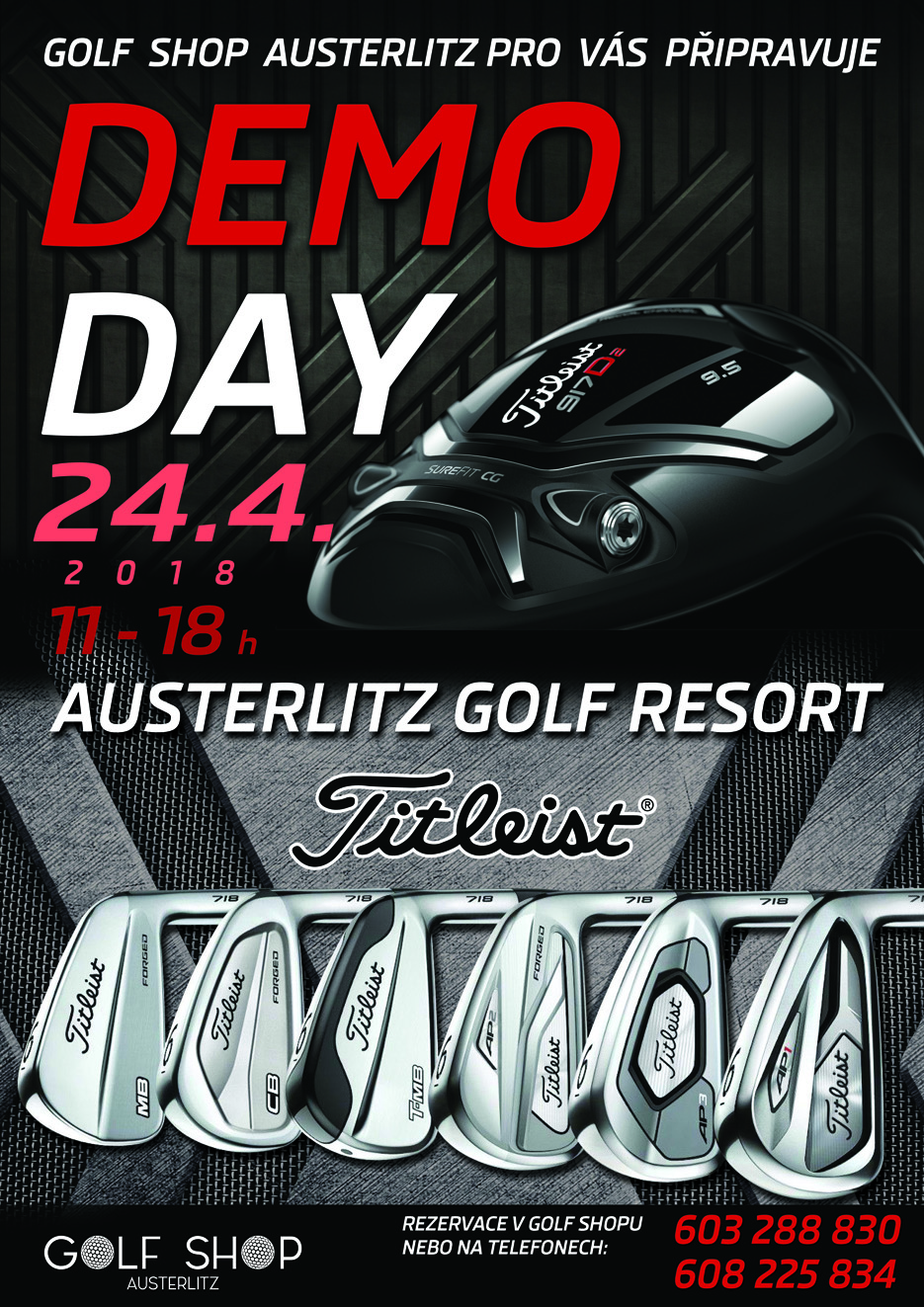 DEMO TITLEIST small